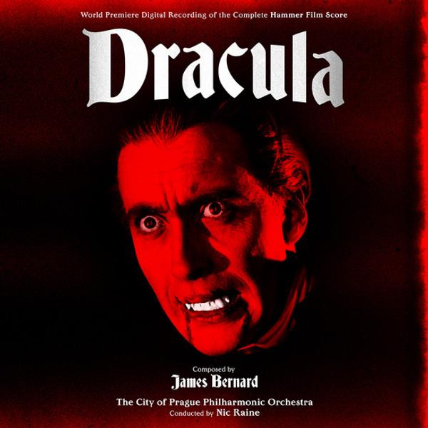 JAMES BERNARD: Dracula / The Curse of Frankenstein 2LP