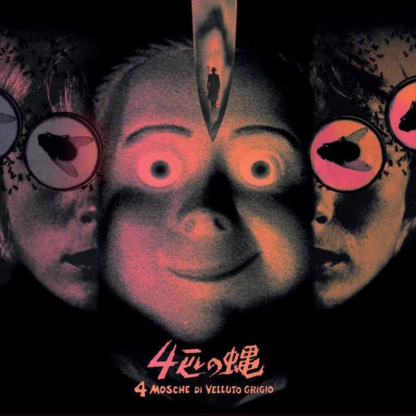 ENNIO MORRICONE: Four Flies on Grey Velvet (Original Motion Picture Soundtrack) 2LP