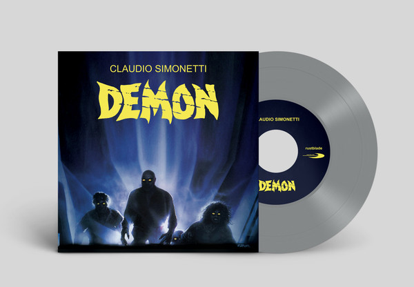 CLAUDIO SIMONETTI: Demon 7""