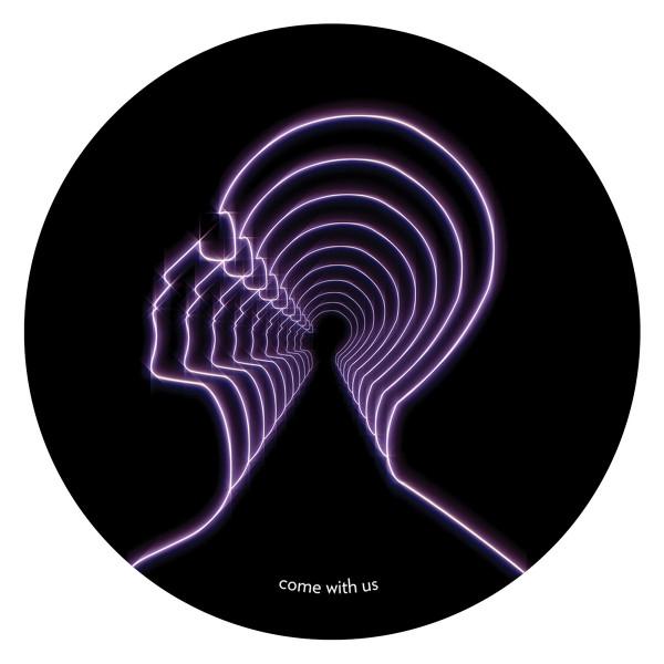 """GRAVEDAD CINÉTICA: Le Flâneur Spatial 12"""" EP"""