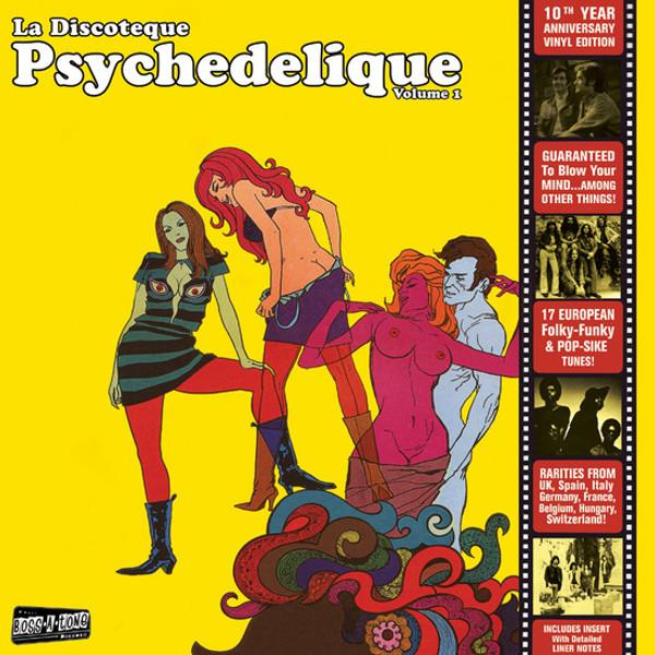 V/A: La Discoteque Psychedelique LP