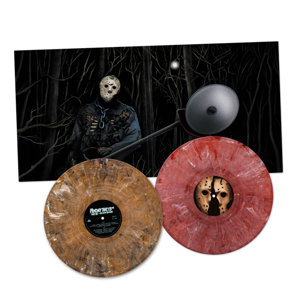HARRY MANFREDINI: Friday The 13Th Part VII: The New Blood Original Motion Picture Soundtrack 2LP
