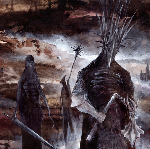 WITCH KING OF ANGMAR: ...as decayed wings flutter through the trees... CD