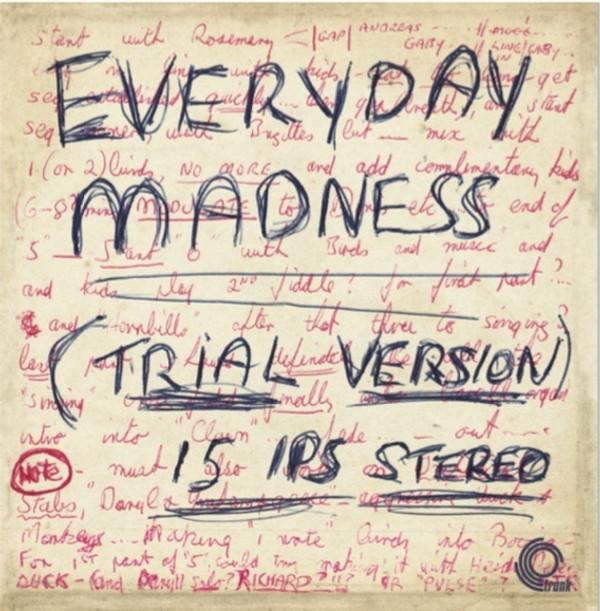 BASIL KIRCHIN: Everyday Madness LP