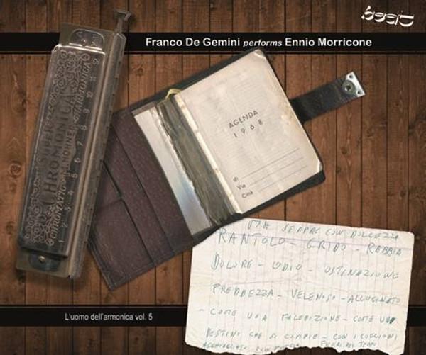 FRANCO DE GEMINI: Franco De Gemini Performs Ennio Morricone CD