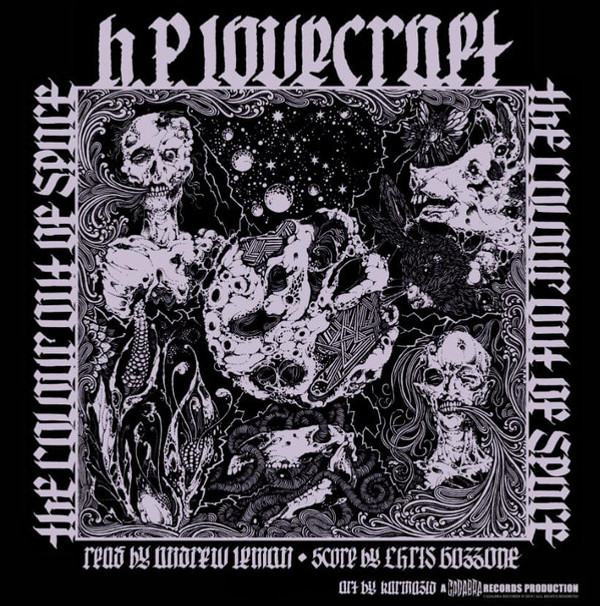READ BY ANDREW LEMAN  W/ SCORE BY CHRIS BOZZONE: H. P. Lovecraft's The Colour Out Of Space 2LP