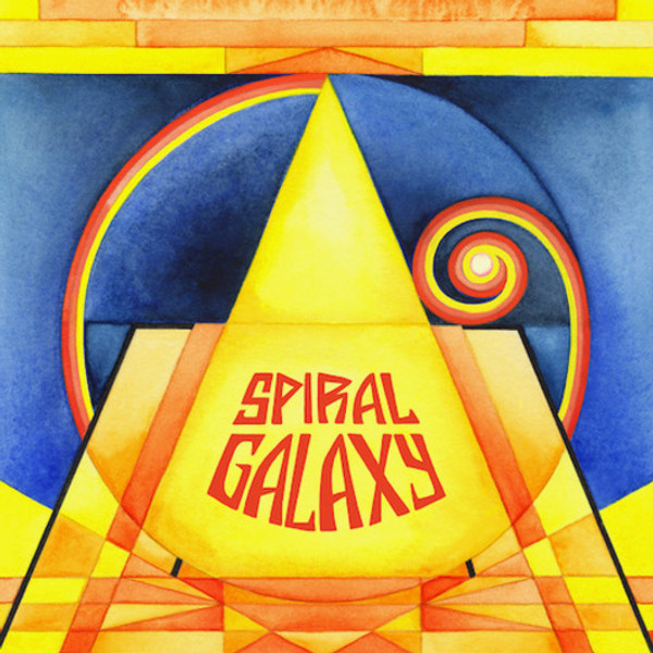 SPIRAL GALAXY: Spiral Galaxy LP
