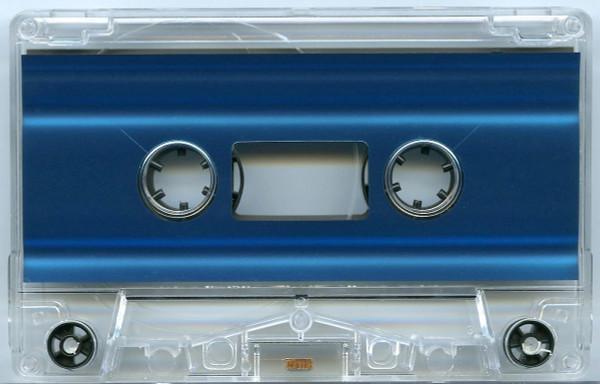 STEVE NOLAN & GREY FREQUENCY: Intercept (Blue Foil Shell) Cassette