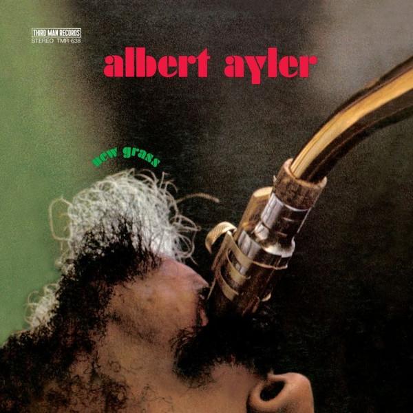 ALBERT AYLER: New Grass LP