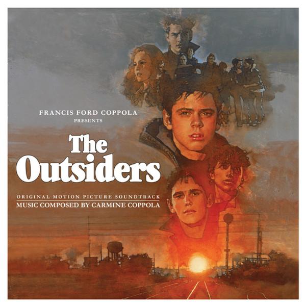 CARMINE COPPOLA: The Outsiders (Original Motion Picture Soundtrack) 2LP