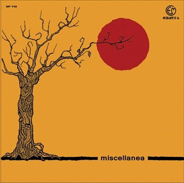 LUIGI ZITO: Miscellanea (Clear Vinyl) LP