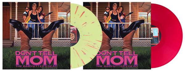 V/A: Don't Tell Mom The Babysitter's Dead - Music From The Motion Picture  (Splatter Vinyl) LP