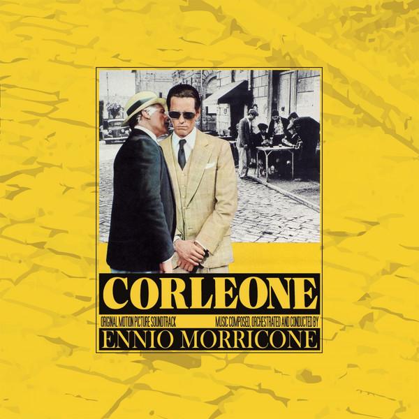 ENNIO MORRICONE Corleone LP