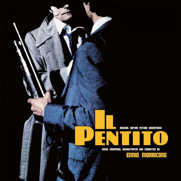ENNIO MORRICONE Il Pentito (The Repenter) LP