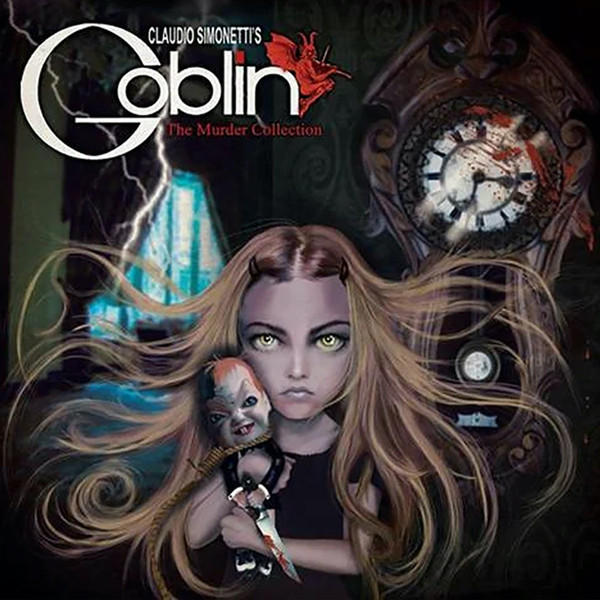 CLAUDIO SIMONETTI'S GOBLIN: Murder Collection: Red Vinyl + CD