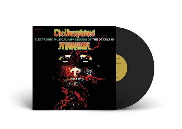 ATARAXIA: The Unexplained LP
