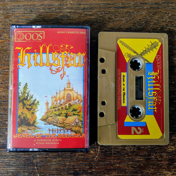 HILLSFAR: Jewel of the Moonsea (2nd edition) Cassette