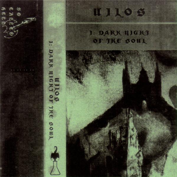 UILOS: I: Dark Night Of The Soul Cassette
