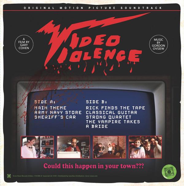 GORDON OVSIEW: Video Violence LP
