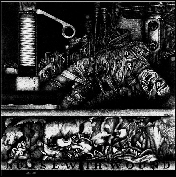 NURSE WITH WOUND: To The Quiet Men From A Tiny Girl LP