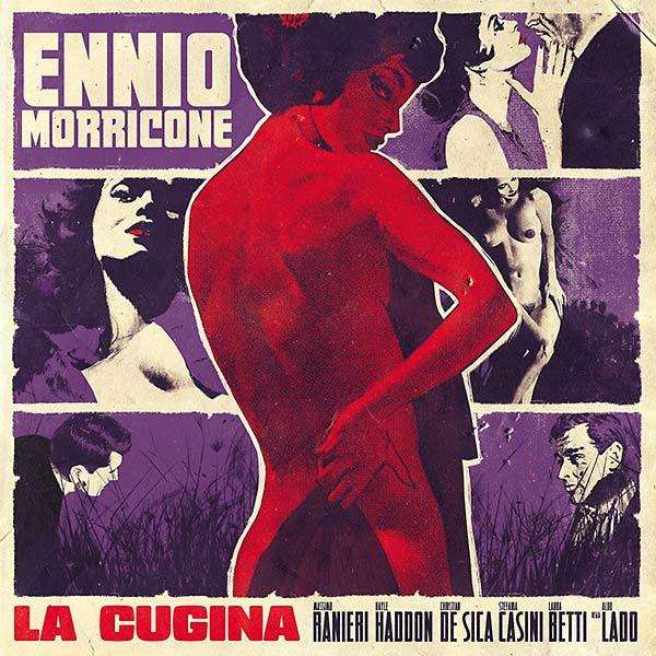ENNIO MORRICONE: La Cugina LP 2020 Repress