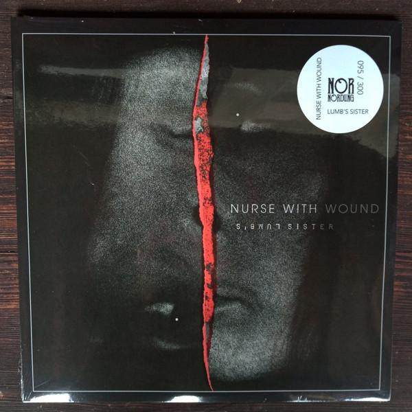 NURSE WITH WOUND: Lumb's Sister (Black Vinyl) 2LP