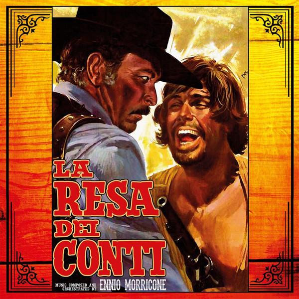 ENNIO MORRICONE: La Resa Del Conti (The Big Gundown) (Original Soundtrack) LP
