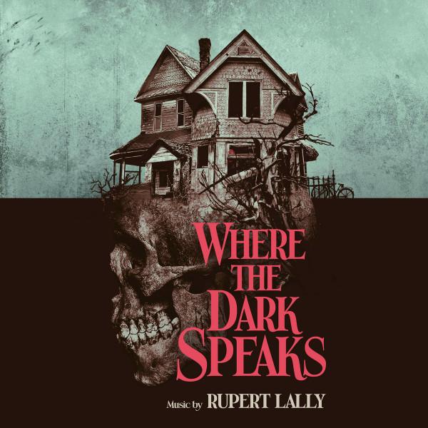 RUPERT LALLY: Where The Dark Speaks (Firestarter Smoked) Cassette