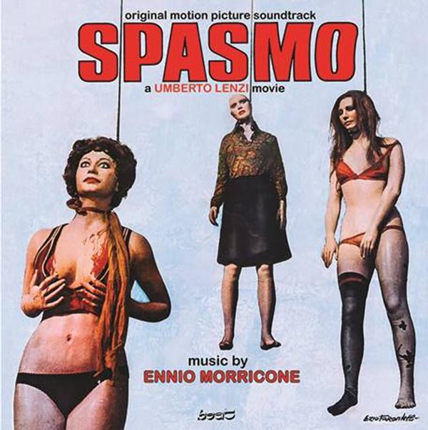 ENNIO MORRICONE: Spasmo CD