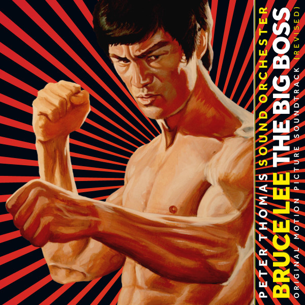 PETER THOMAS SOUND ORCHESTER: Bruce Lee: The Big Boss LP