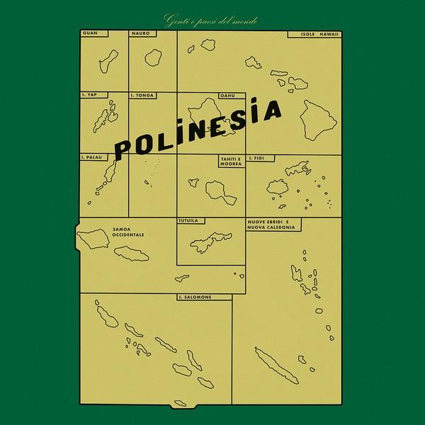 PIERO UMILIANI: Polinesia LP