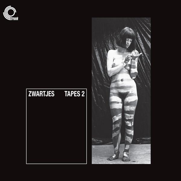 ZWARTJES: Tapes 2 LP