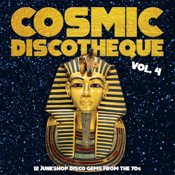 V/A: Cosmic Discotheque Vol. 4 LP