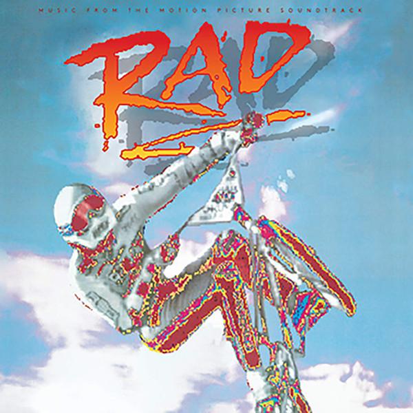 V/A: Rad ( Original Motion Picture Soundtrack) LP