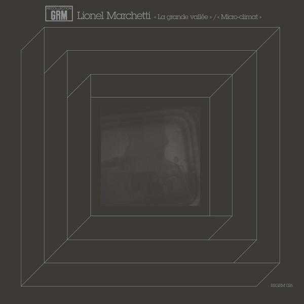 LIONEL MARCHETTI: La grande vallee / Micro-climat LP