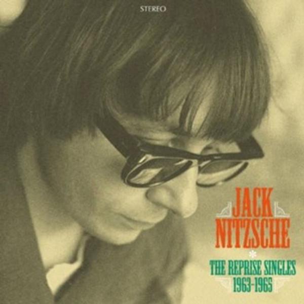 JACK NITZSCHE: The Reprise Singles 1963-1965 LP
