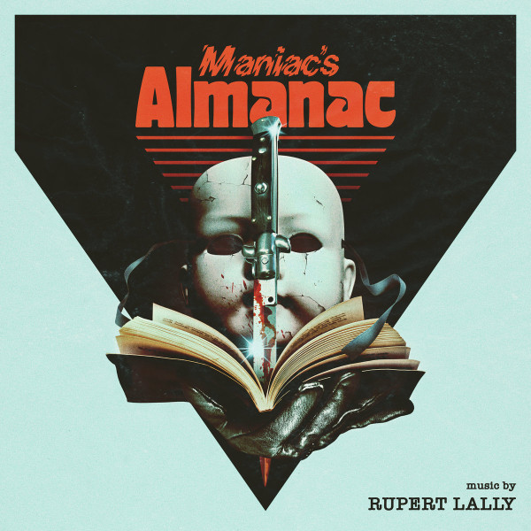 RUPERT LALLY: Maniac's Almanac (Two Face Killer) Cassette
