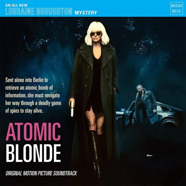 V/A: Atomic Blonde (Original Motion Picture Soundtrack) (Pink Vinyl) 2LP