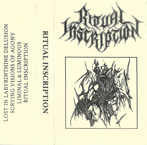 RITUAL INSCRIPTION: S/T Cassette