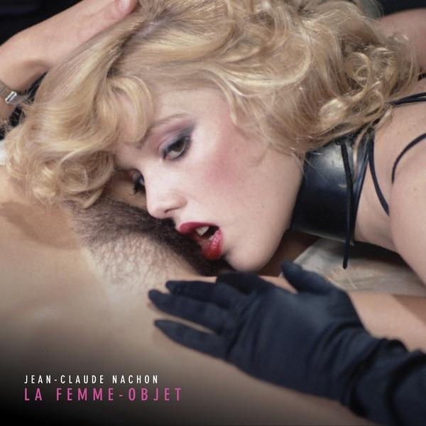 JEAN-CLAUDE NACHON: La Femme-Objet LP