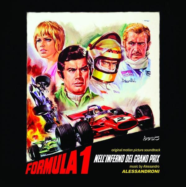 ALESSANDRONI, ALESSANDRO: Formula 1 nell inferno del Grand Prix LP