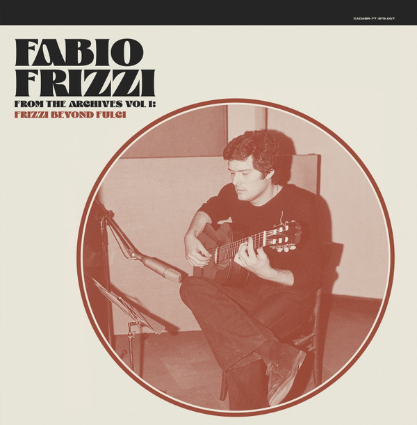 FABIO FRIZZI: Frizzi Beyond Fulci (From The Archives Vol 1) LP