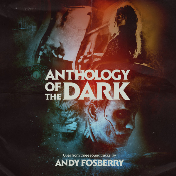 ANDY FOSBERRY: Anthology Of The Dark (Mutant Rat variant) Cassette