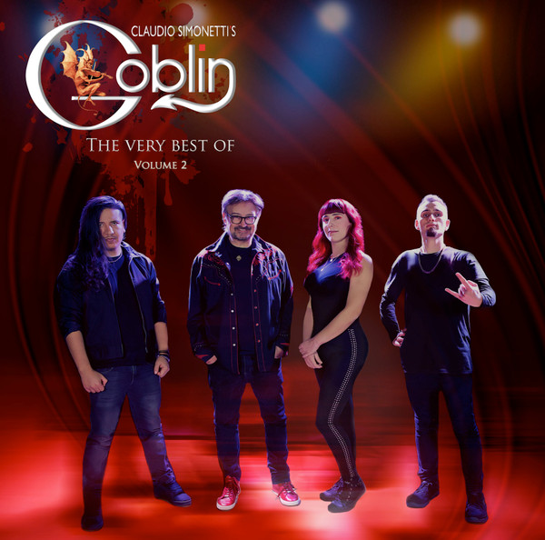 CLAUDIO SIMONETTI'S GOBLIN: The Very Best Vol.2 LP