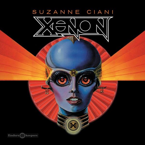 """SUZANNE CIANI: Xenon 7"""""""