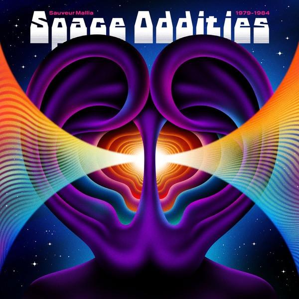 MALLIA, SAUVEUR: Space Oddities: Sauveur Mallia 1979-1984 LP