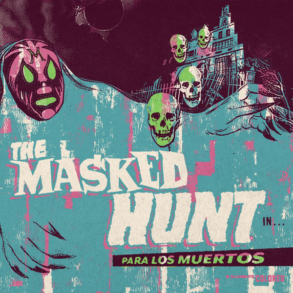 "The Masked Hunt (Volume 4) ""Especial De Halloween"""