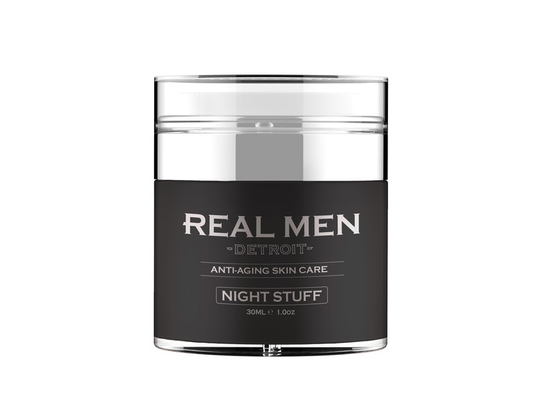 NIGHT STUFF - Advanced Peptide Driven Anti-Aging Nighttime Skin Regenerating Treatment