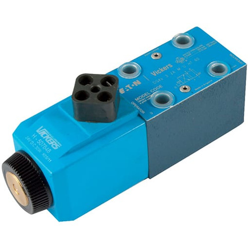 2 Position, All Ports Open, Spring Offset End to Centre, Water Resistant Override (869951)