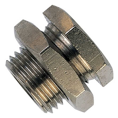 Female Thread, BSPP x Male Thread, Metric (3060-1/4)